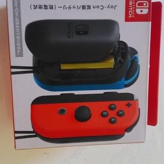 新品・未使用 任天堂ライセンス商品 switch ジョイコン 充電器