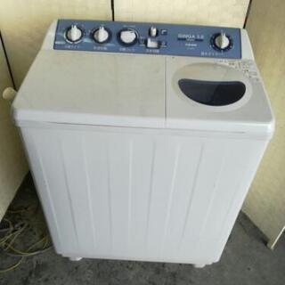 ❪値下げ4中古品❫ ☆二層式洗濯機❶