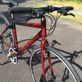クロスバイク FELT SPEED50 BK/RED