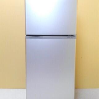 配達可 AQUA 109L 2ドア ノンフロン冷蔵庫 AQR-1...