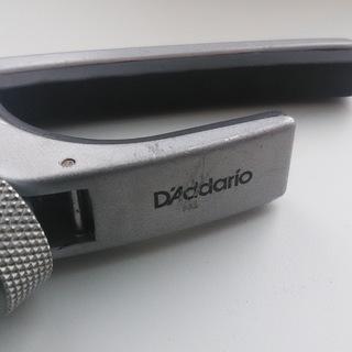 D'Addario NS Capo Pro Silver PW-...