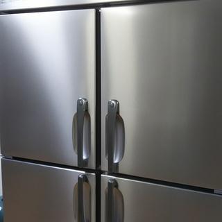 ホシザキ 業務用冷蔵庫 4ドア 美品