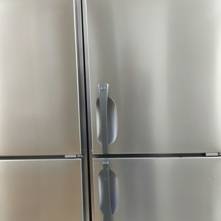 ホシザキ 業務用冷凍庫 2ドア 美品