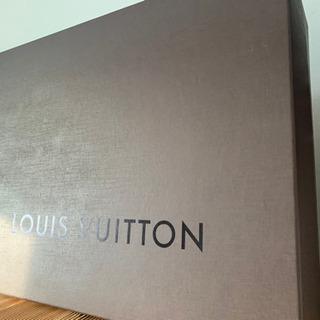 Vuittonの箱、5個 取りに来ていただける方!
