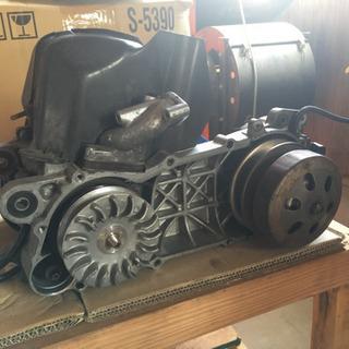リード90(ジョーカー)HF05エンジン