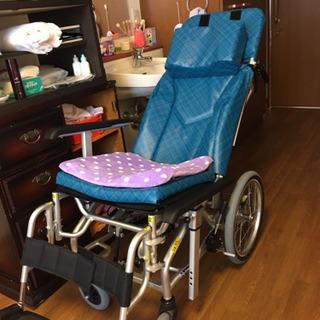 リクライニング車椅子 介護用品