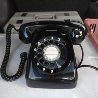 黒電話(新品)