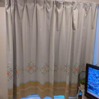 遮光 モロッコ風 カーテン