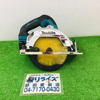 マキタ HS631D 165mm充電式マルノコ【リライズ野田愛宕...