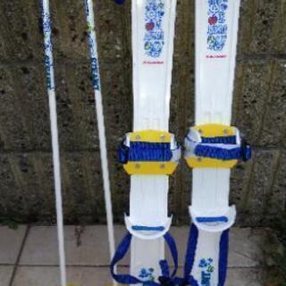 カザマ 子供 スキーセット プラスチック