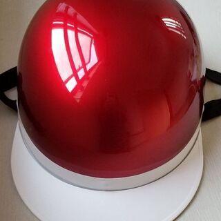 ヘルメット 使用回数1回(10分程)ほぼ未使用品