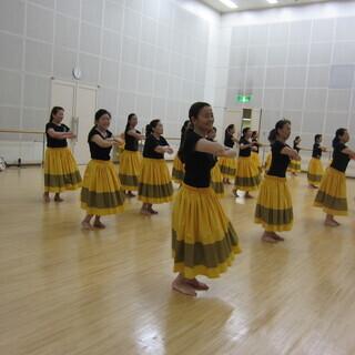 横須賀市フラダンスの無料体験会