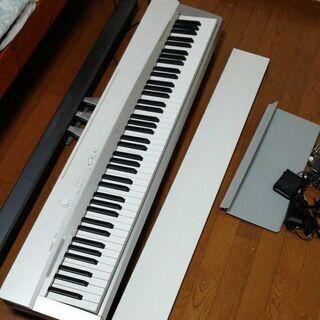 電子ピアノ CASIO PX-130 脚付き