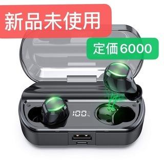 新品未使用 Bluetoothイヤホン ワイヤレスイヤホン