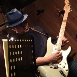 ギター加入希望/都内~千葉、茨城/洋楽、クラシックロックなど