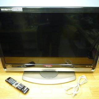 シャープ LC-32DX3 Blu-rayレコーダー内臓 LED...