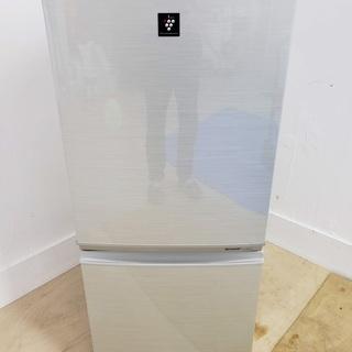 SHARP冷蔵庫 プラズマクラスター搭載 137L 東京 神奈川...