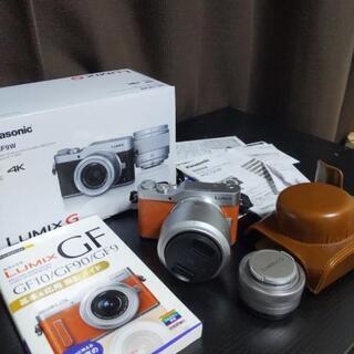 Panasonic DC-GF9W ミラーレス一眼カメラ ダブル...