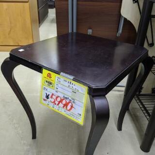 1006-08 天童木工 ローテーブル 50幅 福岡 糸島 唐津