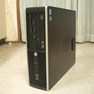 hp製デスクトップPC Windows 10