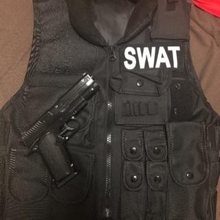コスプレ SWAT