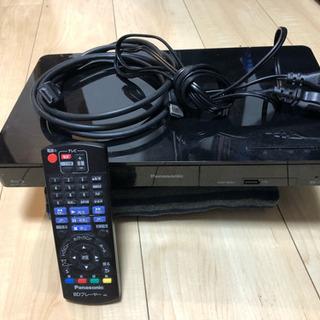 ¥500 再生専用 Panasonic DVDプレーヤー