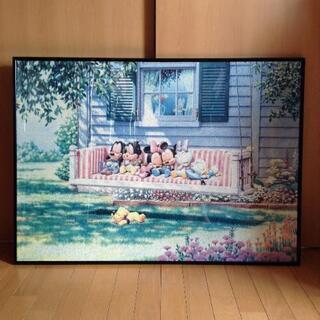 ディズニー ポスター「昼下がりの天使」2000ピース