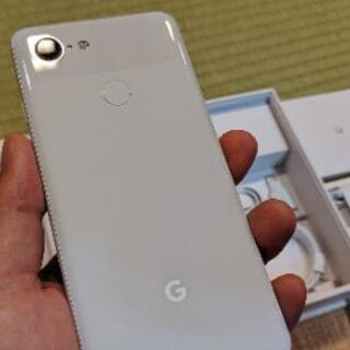 pixel3 ホワイト64GB 新品  simロック解除済 残債無し