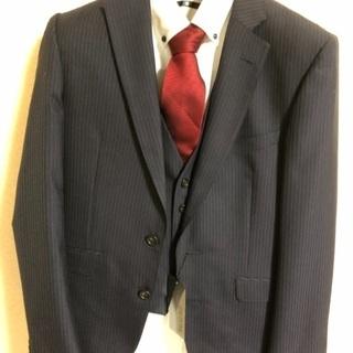 サーデューク 3ピース  スーツ 新品未使用 裾上げ未