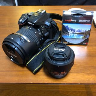 Nikon d5300 手ぶれ補正 WiFi機能 遠隔操作 一眼レフ