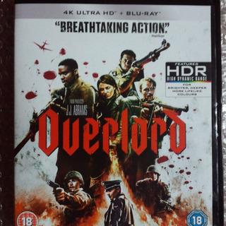 オーヴァーロード (4K ULTRA HD Blu-ray+BD...