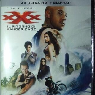 トリプルX:再起動 4K Ultra HD Blu-rayのみ ...