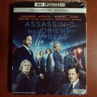 オリエント急行殺人事件 4K Ultra HD Blu-rayの...
