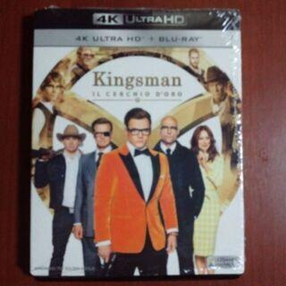キングスマン:ゴールデン・サークル 4K Ultra HD Bl...
