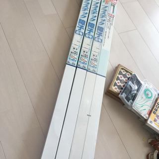 プラスティック障子の紙★家庭保管新品3本➕おまけ