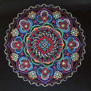 点描曼荼羅体験 - 絵画