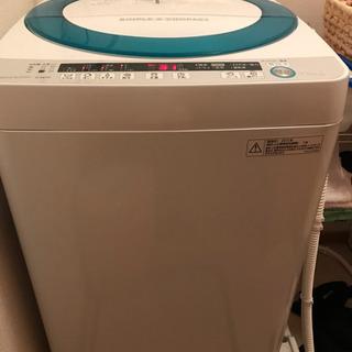 【取引中】シャープ 洗濯機 7.0kg