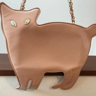 猫 ショルダーバッグ