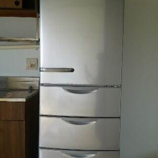 値下 冷蔵庫 AQUA 2014年製 355L 引き取りに来れ...