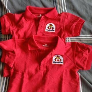 【美品】ポロシャツ サイズXXS,XS(1-3&4-5歳児)