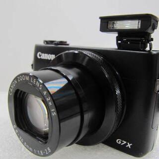 📸キャノン PowerShot G7 X Canon g7x良...