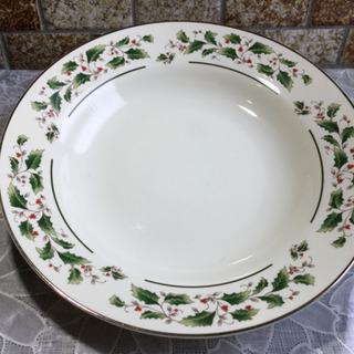 クリスマス ディナー用 クープ皿