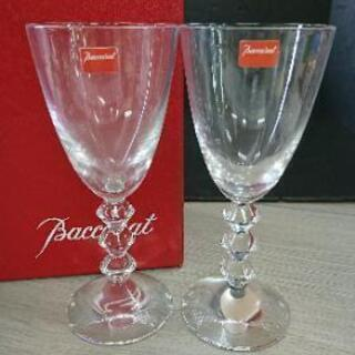 BACCARAT バカラ ベガ  ワイングラス  L クリスタル...