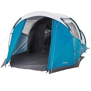 ★新品 4人用 テント フランス アウトドアブランド かんたん設置