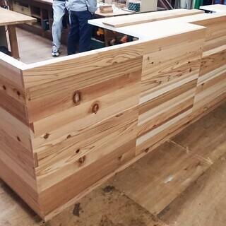 特注家具製作作業員募集!手に職をつけたい方、木工が好きな方歓迎! − 福岡県
