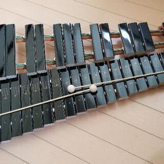 YAMAHA製 卓上木琴
