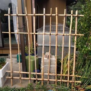 作成も可能!竹垣 バンブーフェンス 1枚 150センチ