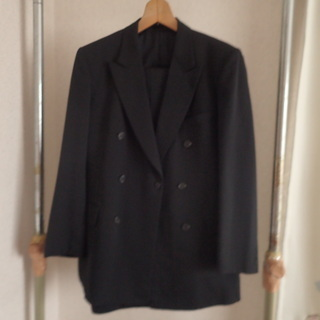 黒 ホーマル スーツ