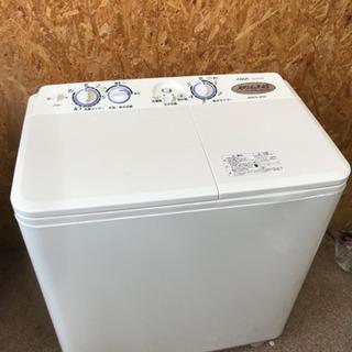 ハイアール 4.5キロ 二層式洗濯機