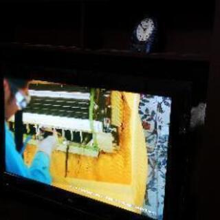 🌼日立P42-HP03 WOOOテレビHDD付🌼
